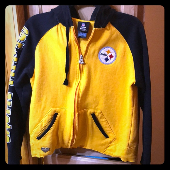 huge inventory 88bca 79b88 Women's Pittsburgh Steelers sweatshirt